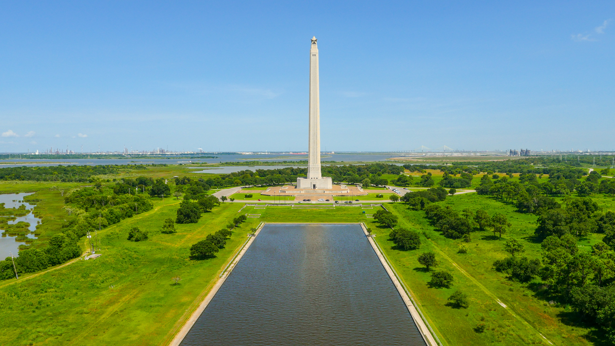 Just twenty minutes from downtown Houston, locals and out-of-towners alike can turn an afternoon daytrip into a trip back in time — at the San Jacinto Museum of History.