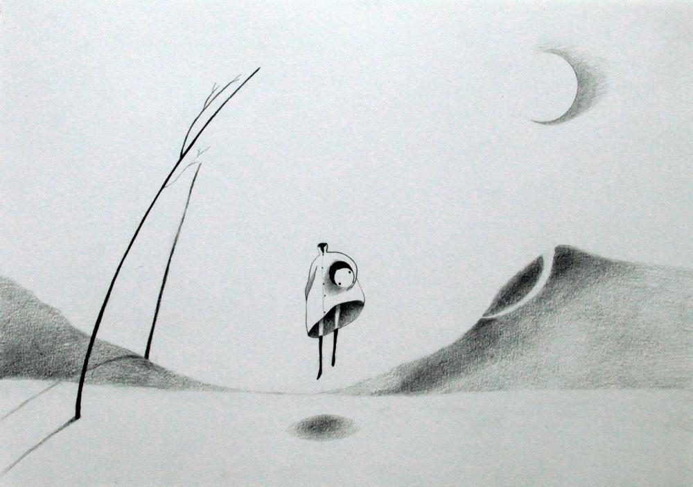 Paper, pen  2013