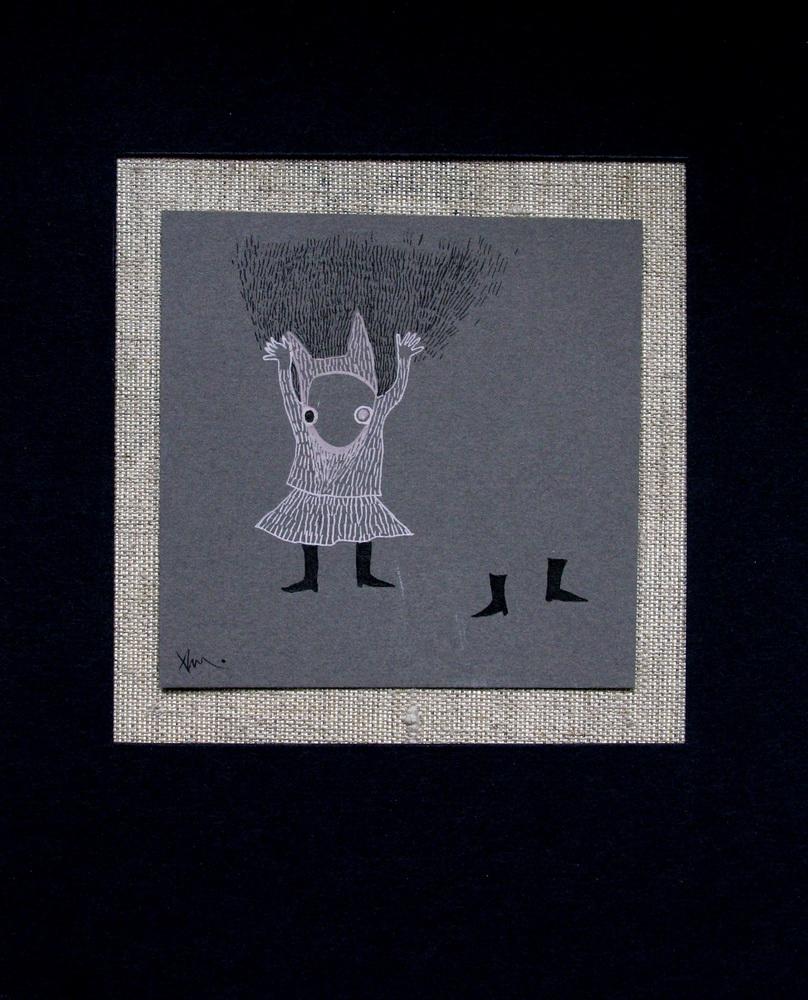 Paper, ink, colour  2004