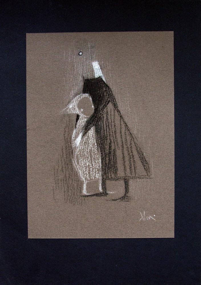 Paper, pastel  2007