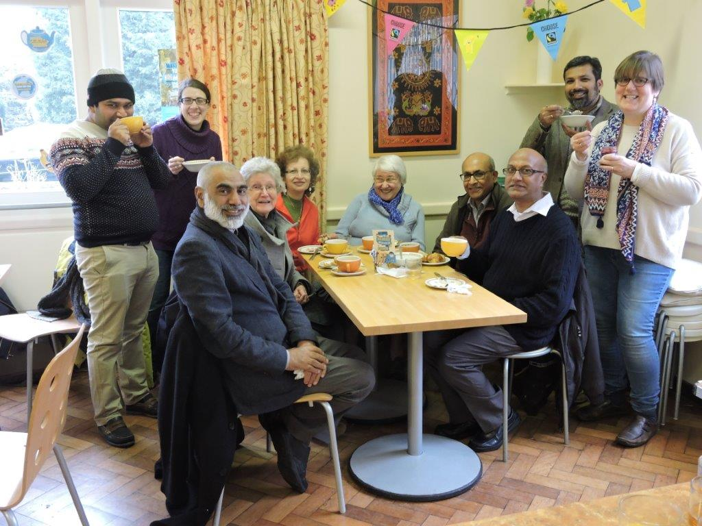 Colleagues from the Fairtrade Steering Group in Luton attended a special Fairtrade Breakfast