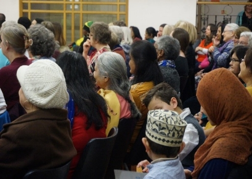 Precious Pearls attracts women from across different faith and cultural backgrounds