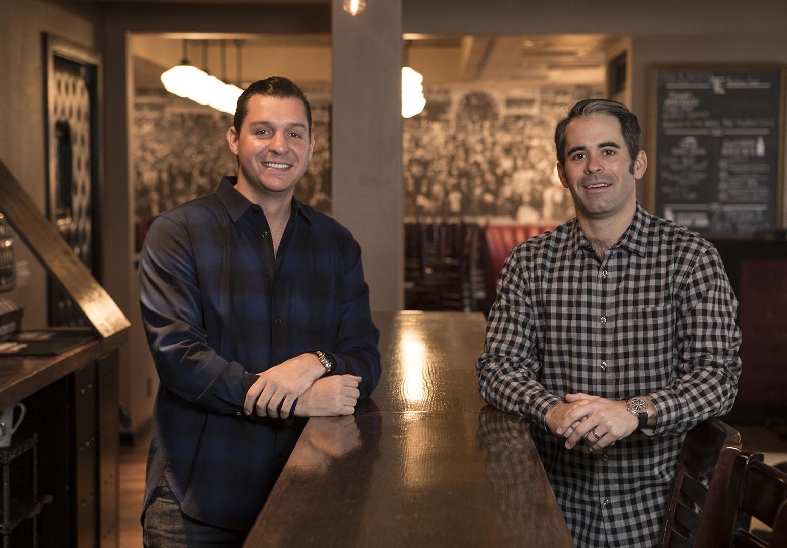 Partners Tony Ciola & Creed Ford IV
