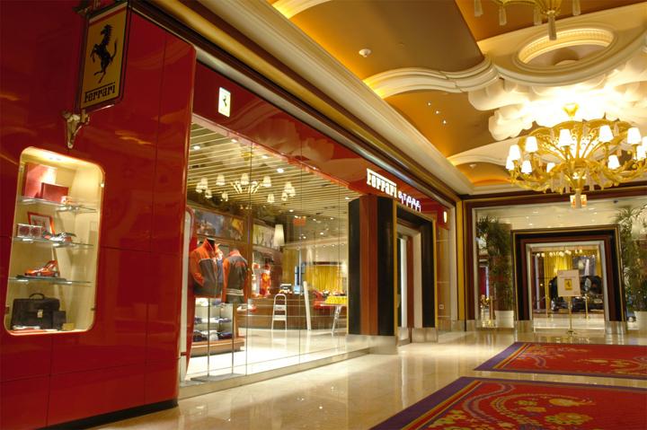 Ferrari Store- Wynn Las Vegas