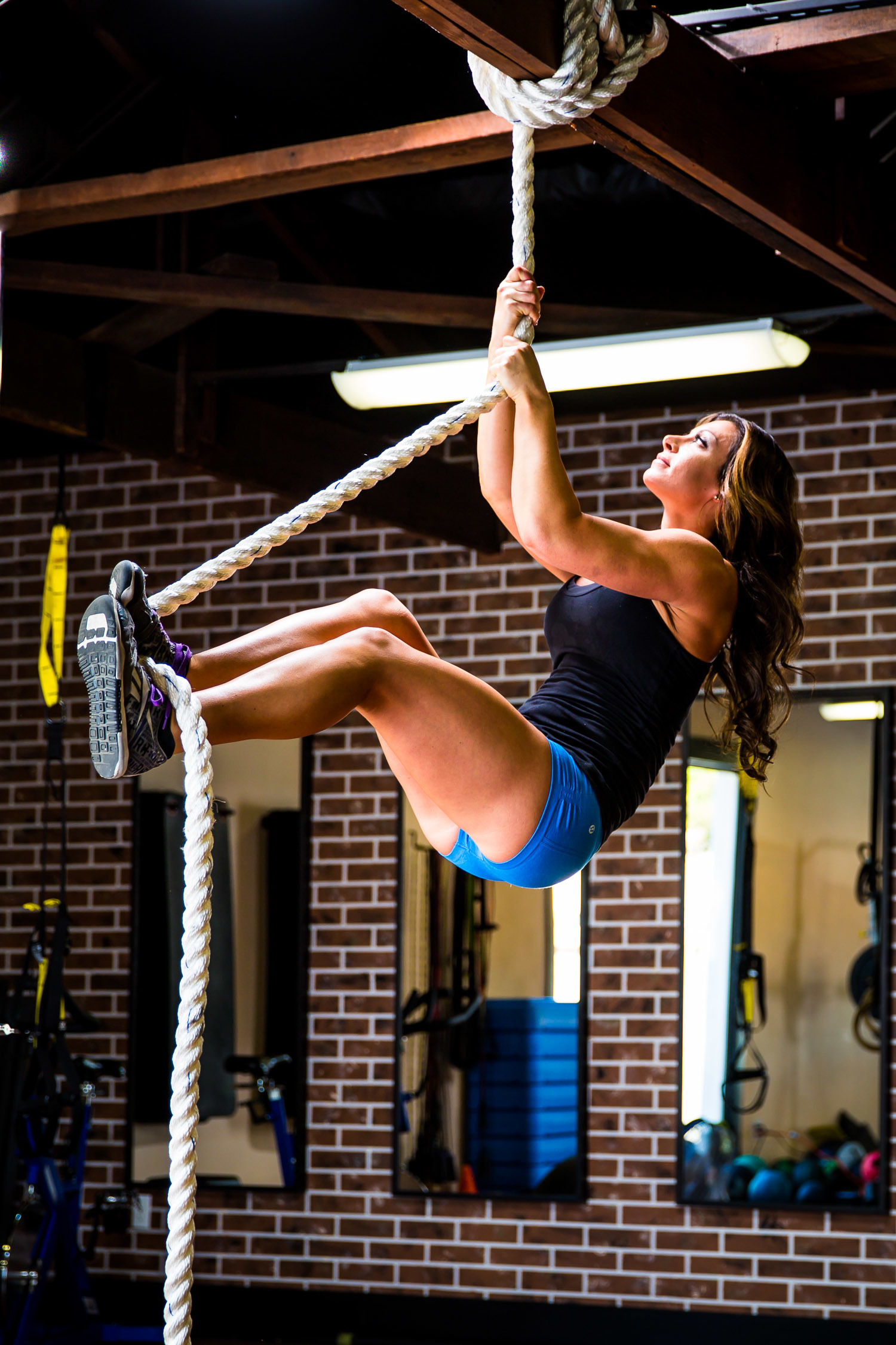climbing ropes for fitness