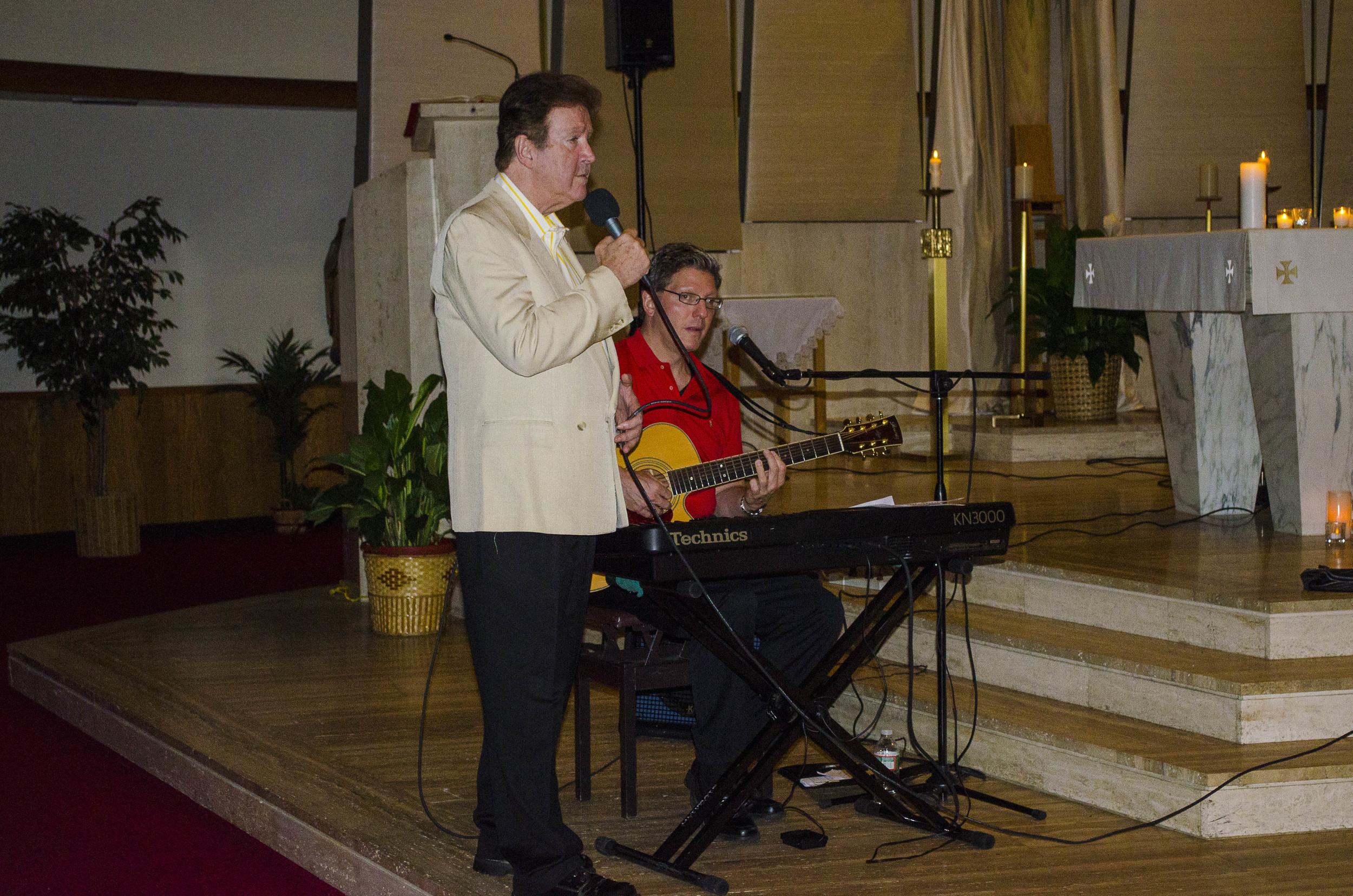 Fr. Jerry & Peter