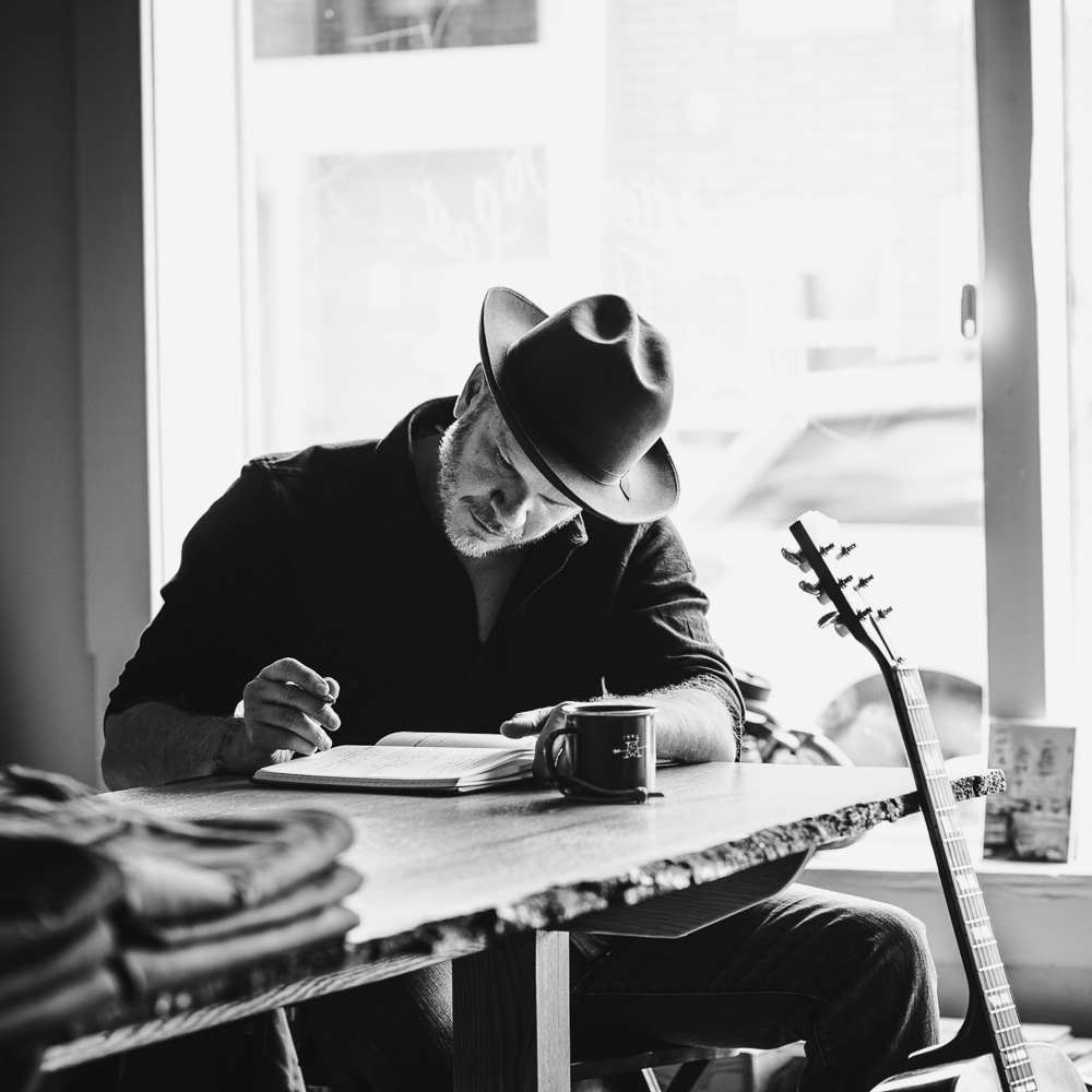 Rolling Stone - Album Cover Photography of Jason Eady's self-titled release