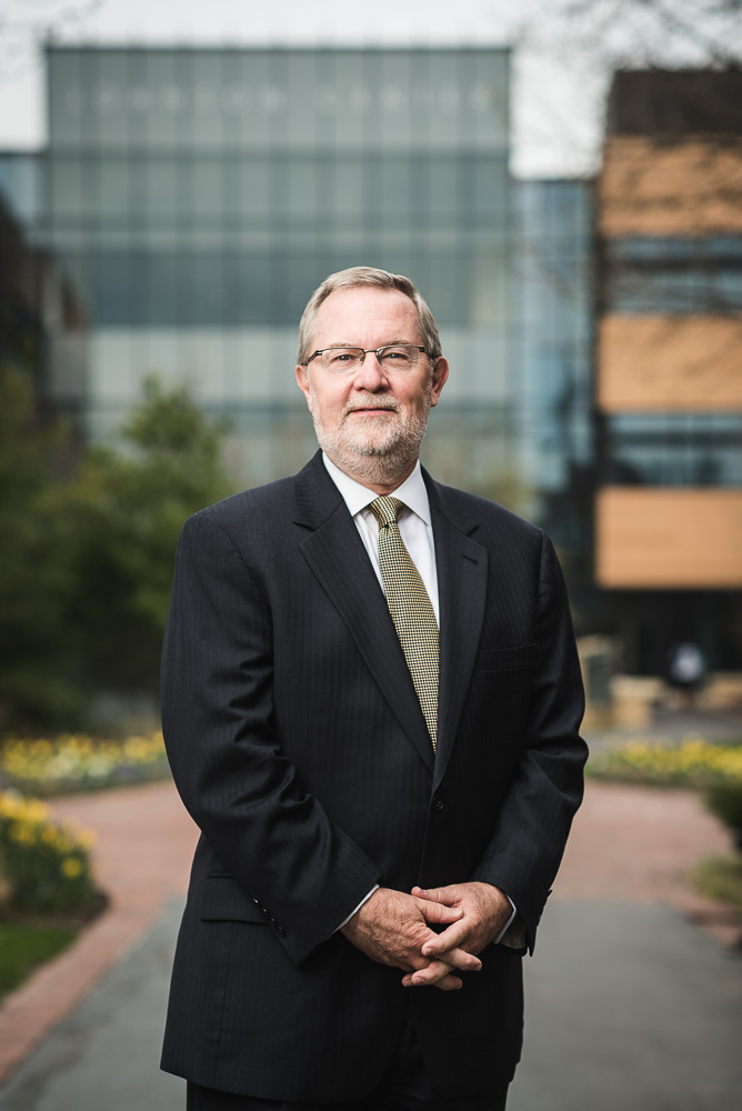 North Park University - President David L. Parkyn