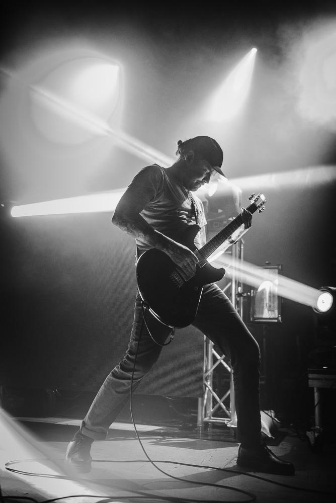 Team Rock - Mike Hranica of The Devil Wears Prada interviewed