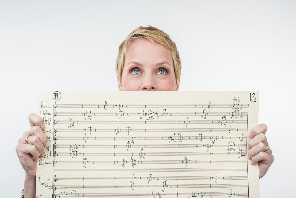98.7 wfmt - Portrait of American Composer Augusta Read Thomas