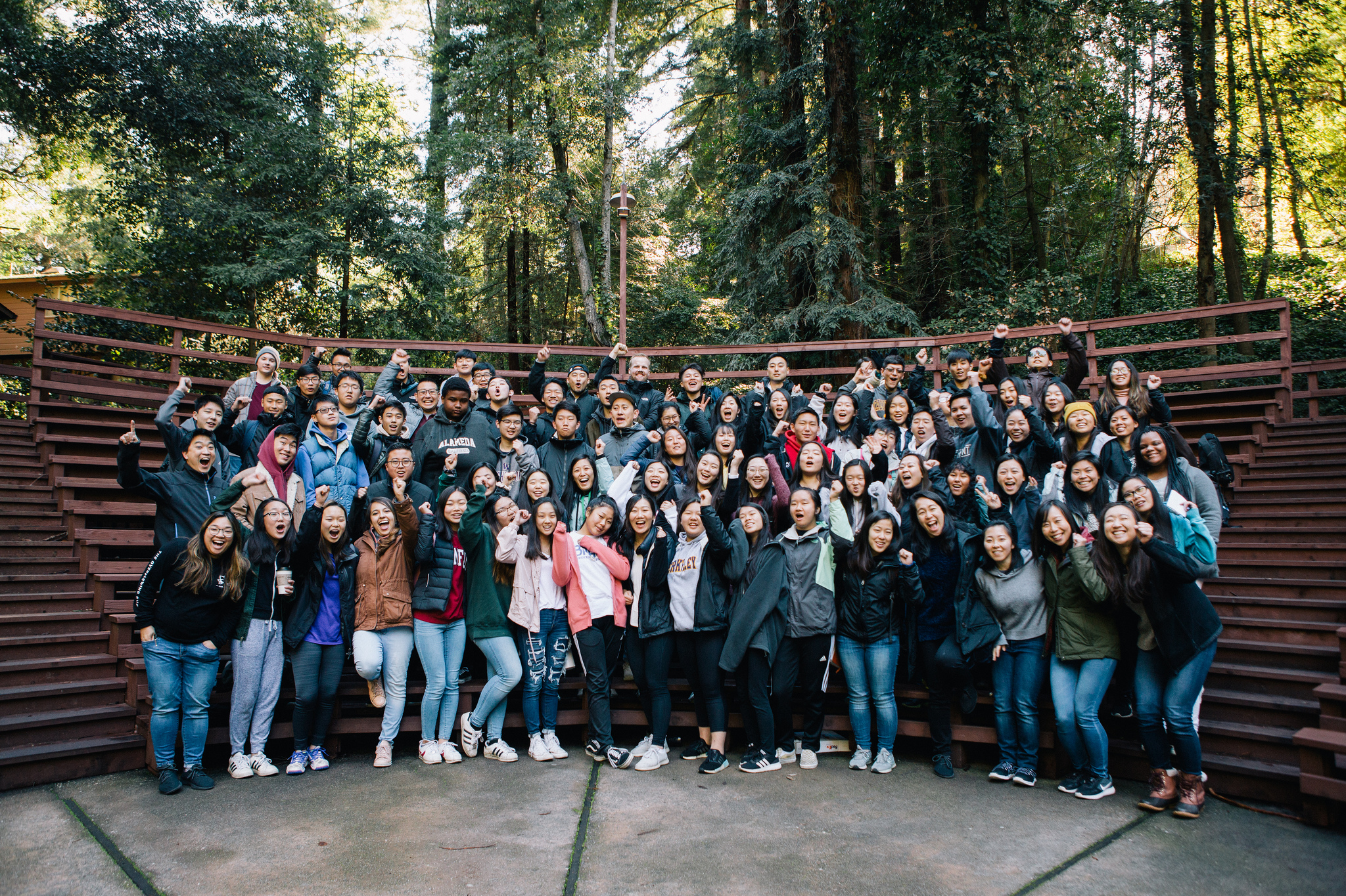 What We Are - A Youth ministry serving middle and high school students in the Bay Area
