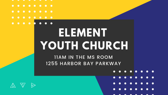- On Sundays we meet from 11am-3:30pm. We usually start with skills training, lunch together, and then a Sunday Worship Service just for middle schoolers.