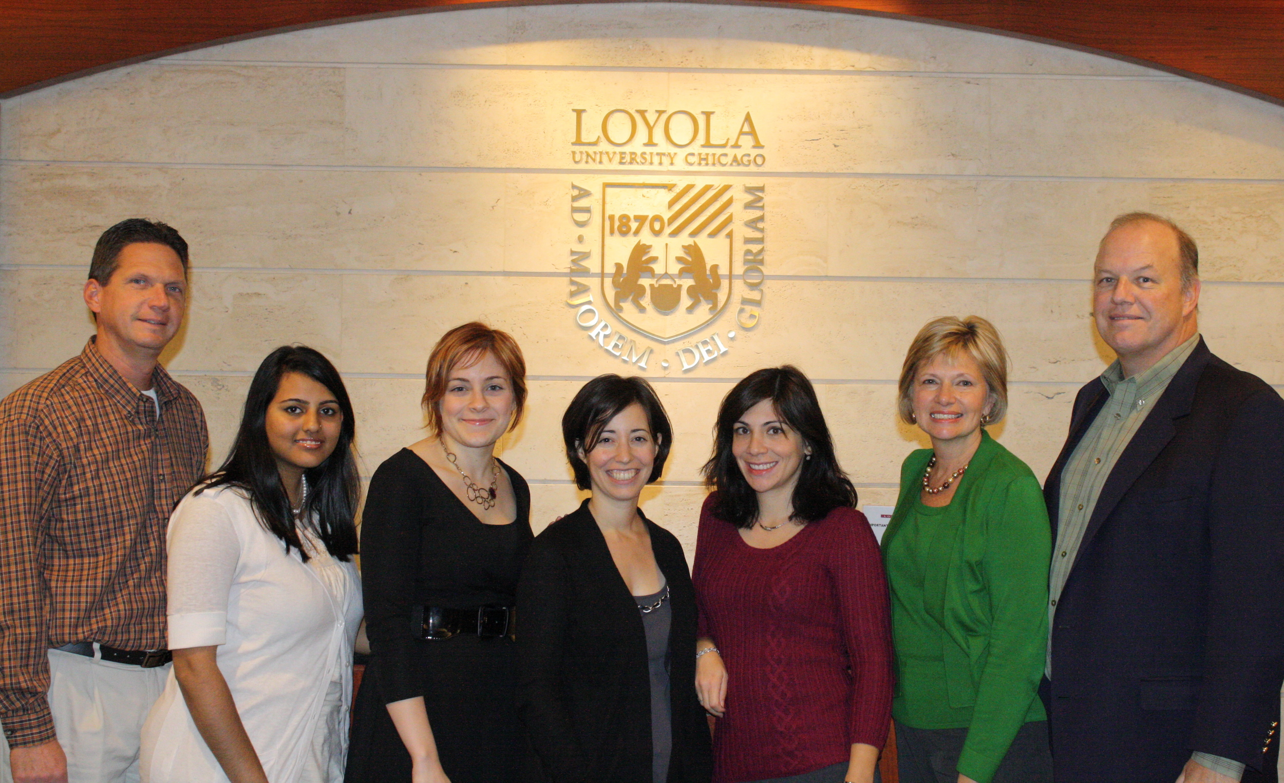 Loyola University Chicago alumni