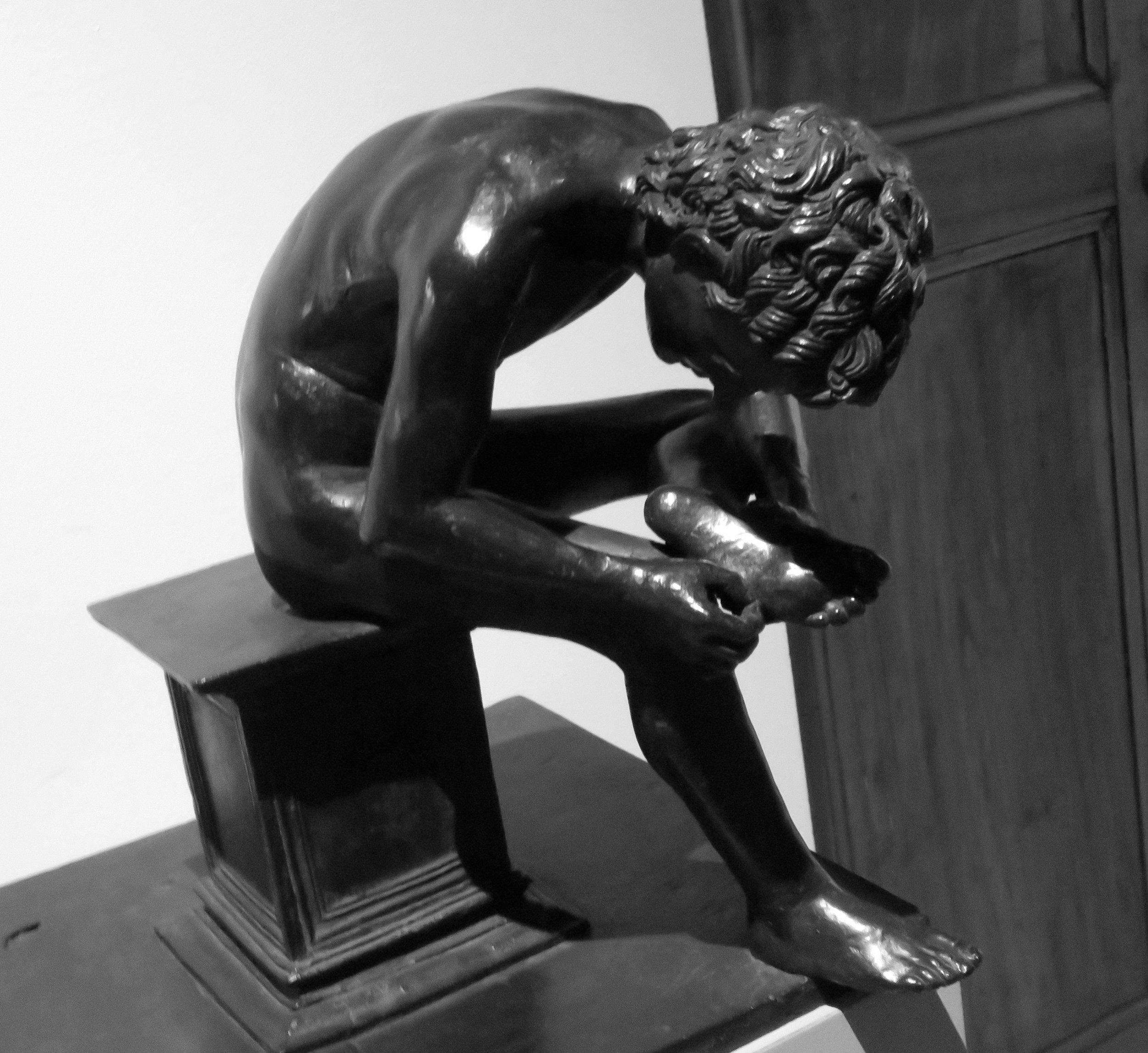 Le tireur d'épine , Musée Correr.