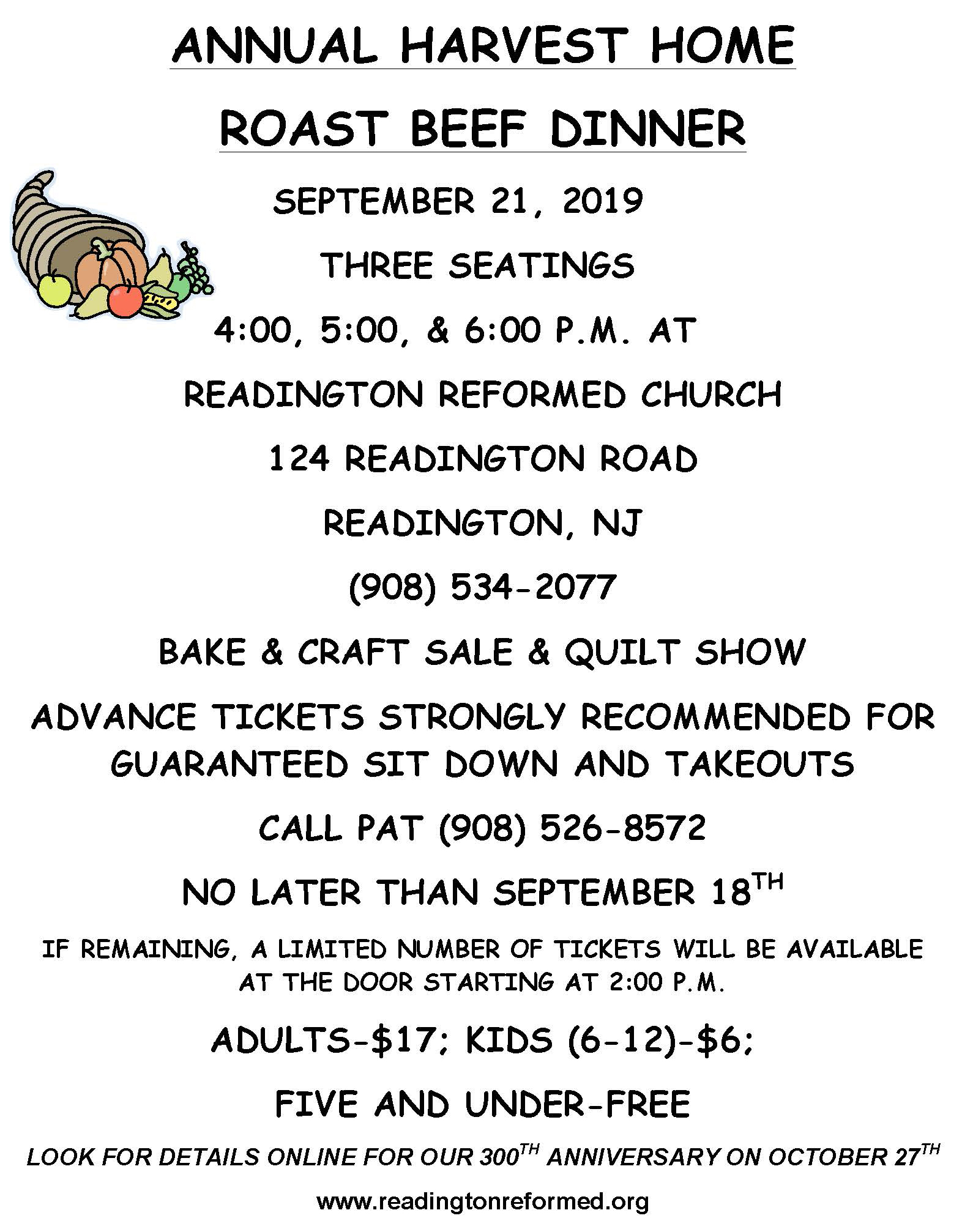 Readington Harvest Home Roast Beef Dinner flyer.jpg