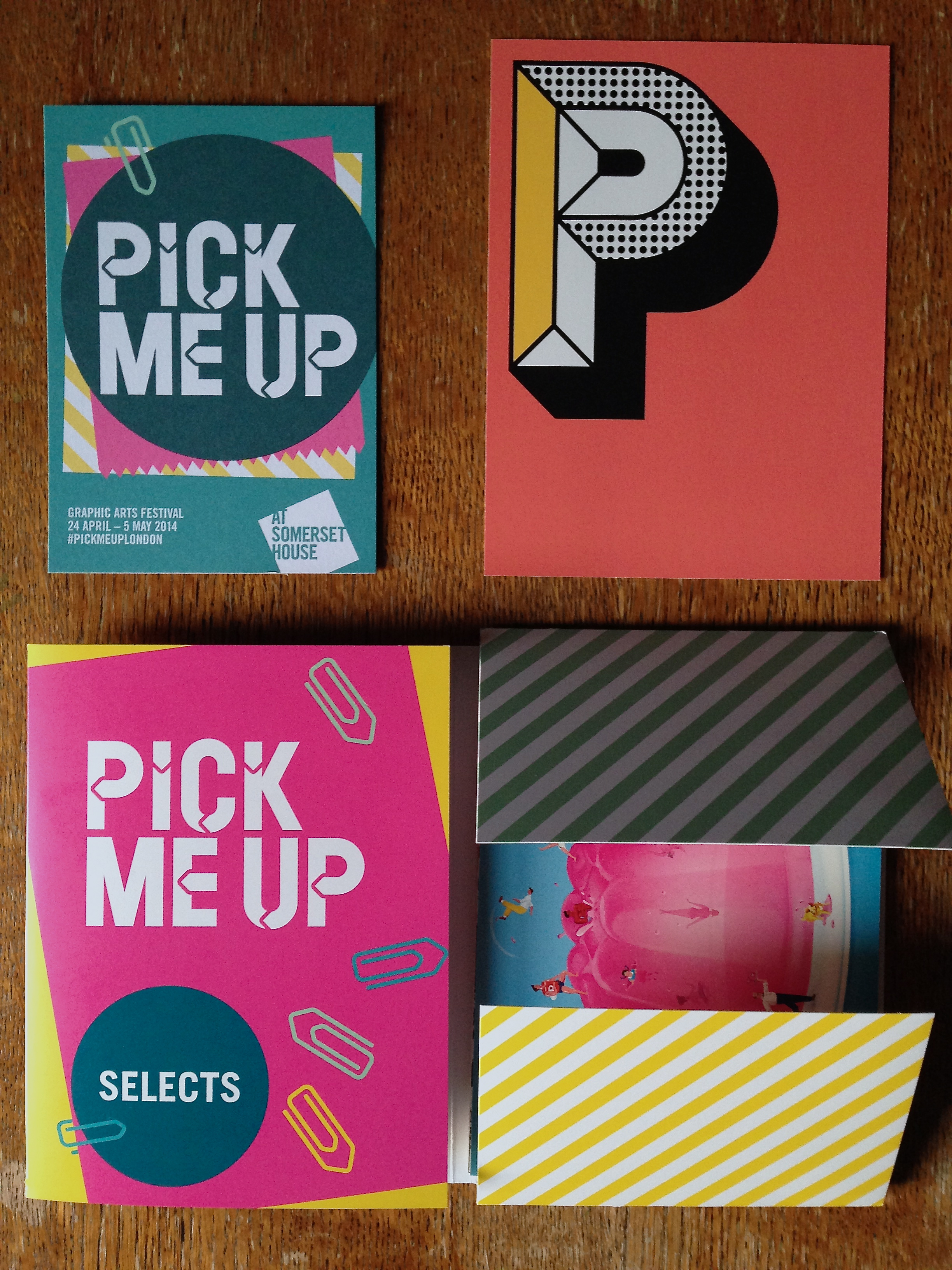 Maja Jones Blog post on Pick me up London