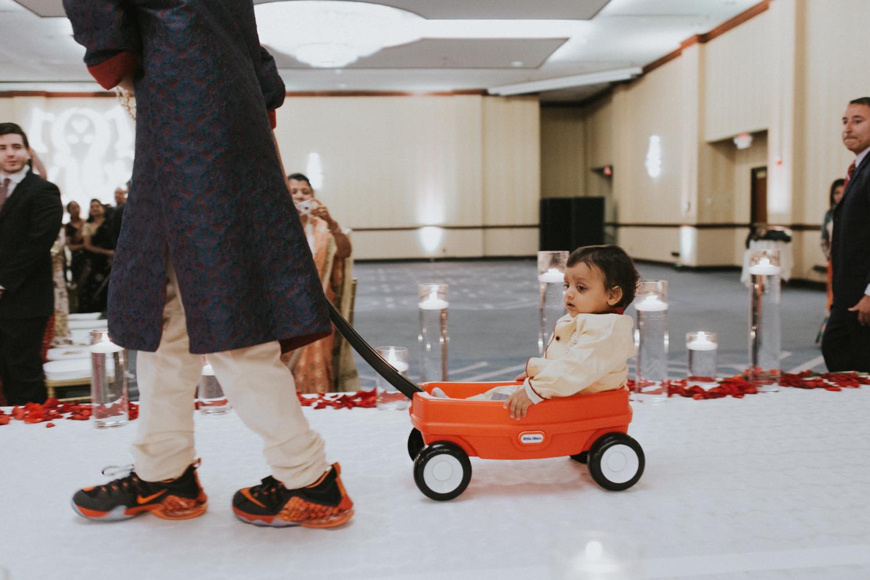 Boy-in-red-wagon