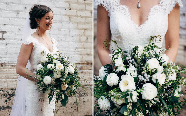 Bride-floral-wedding