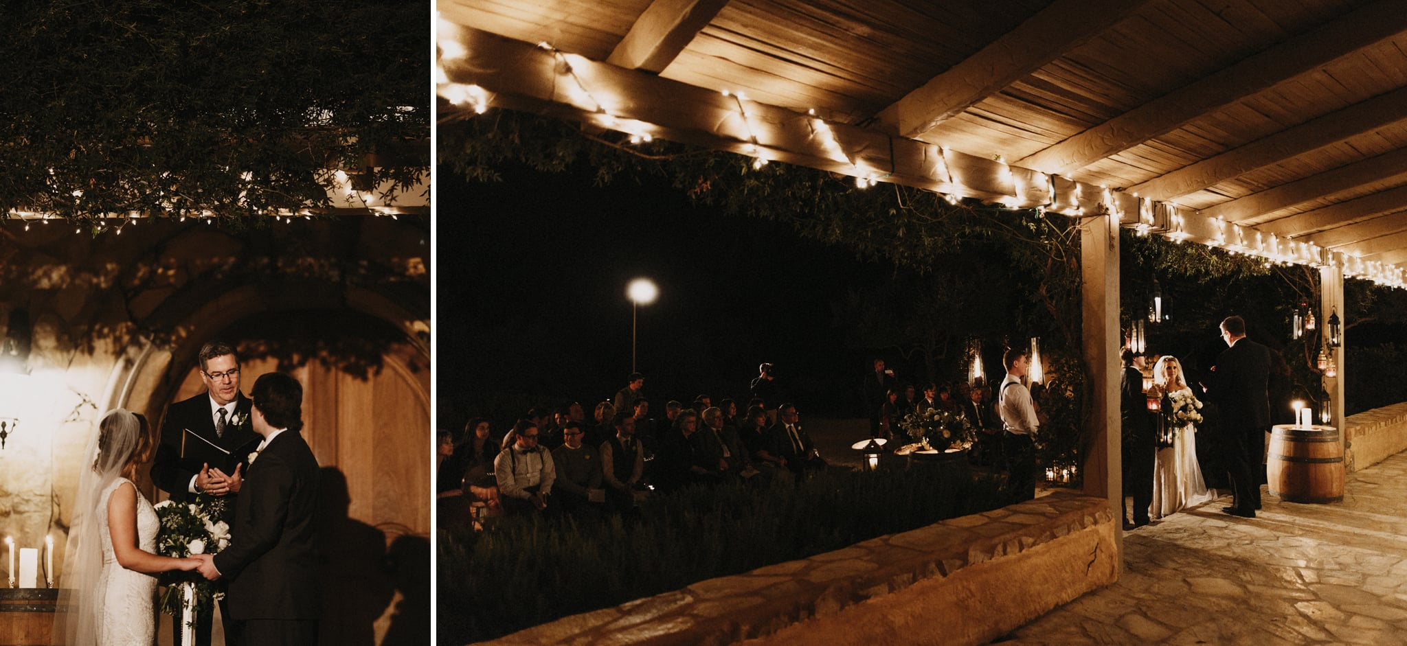 outdoor-candlelight-wedding-ceremony