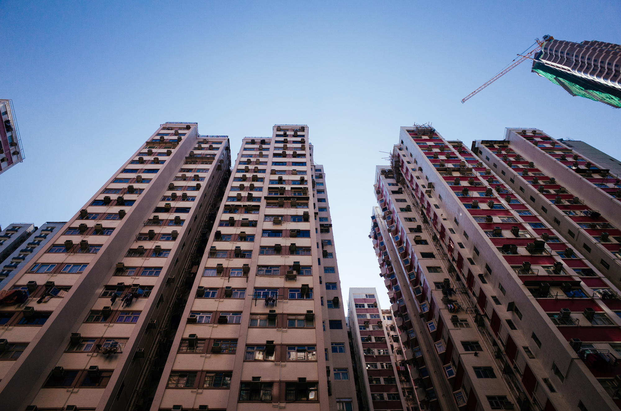 Hong Kong is a city of verticality, economic disparity, and constant construction.