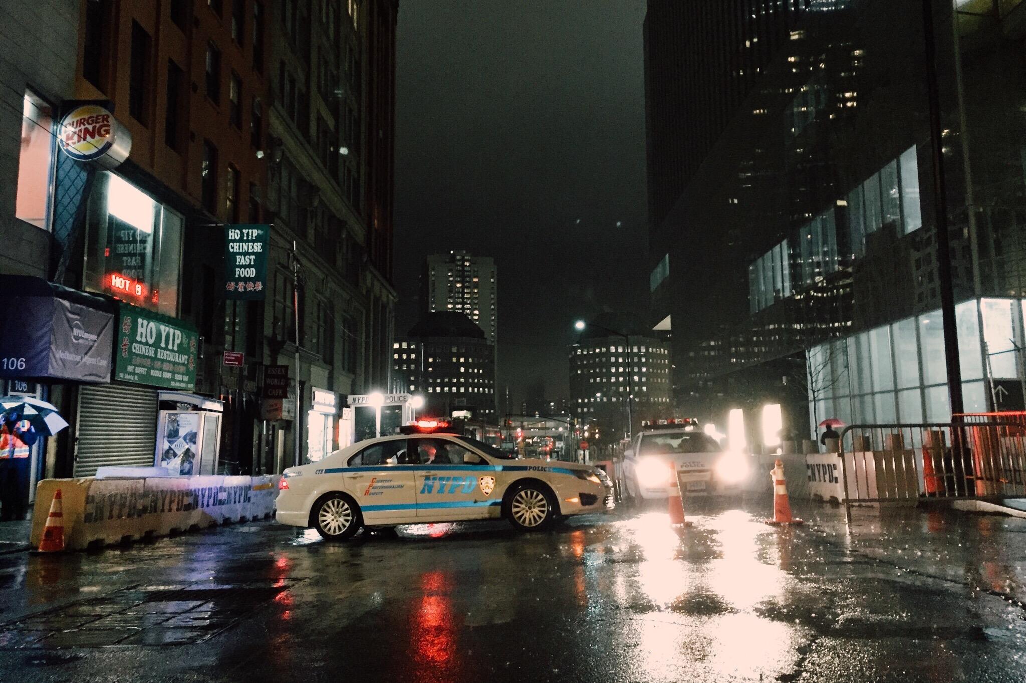 Financial District, New York
