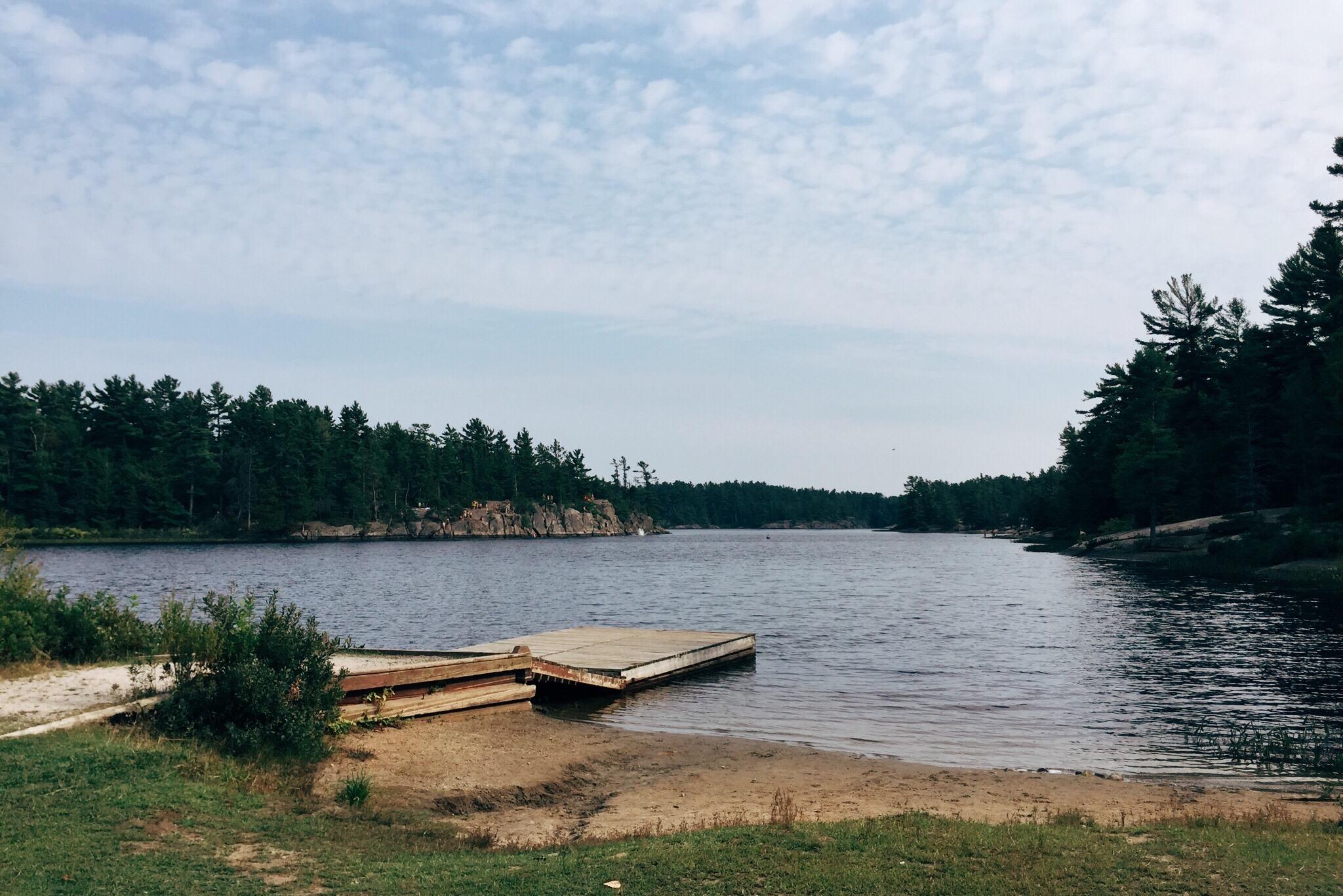 Grundy Lake, Ontario