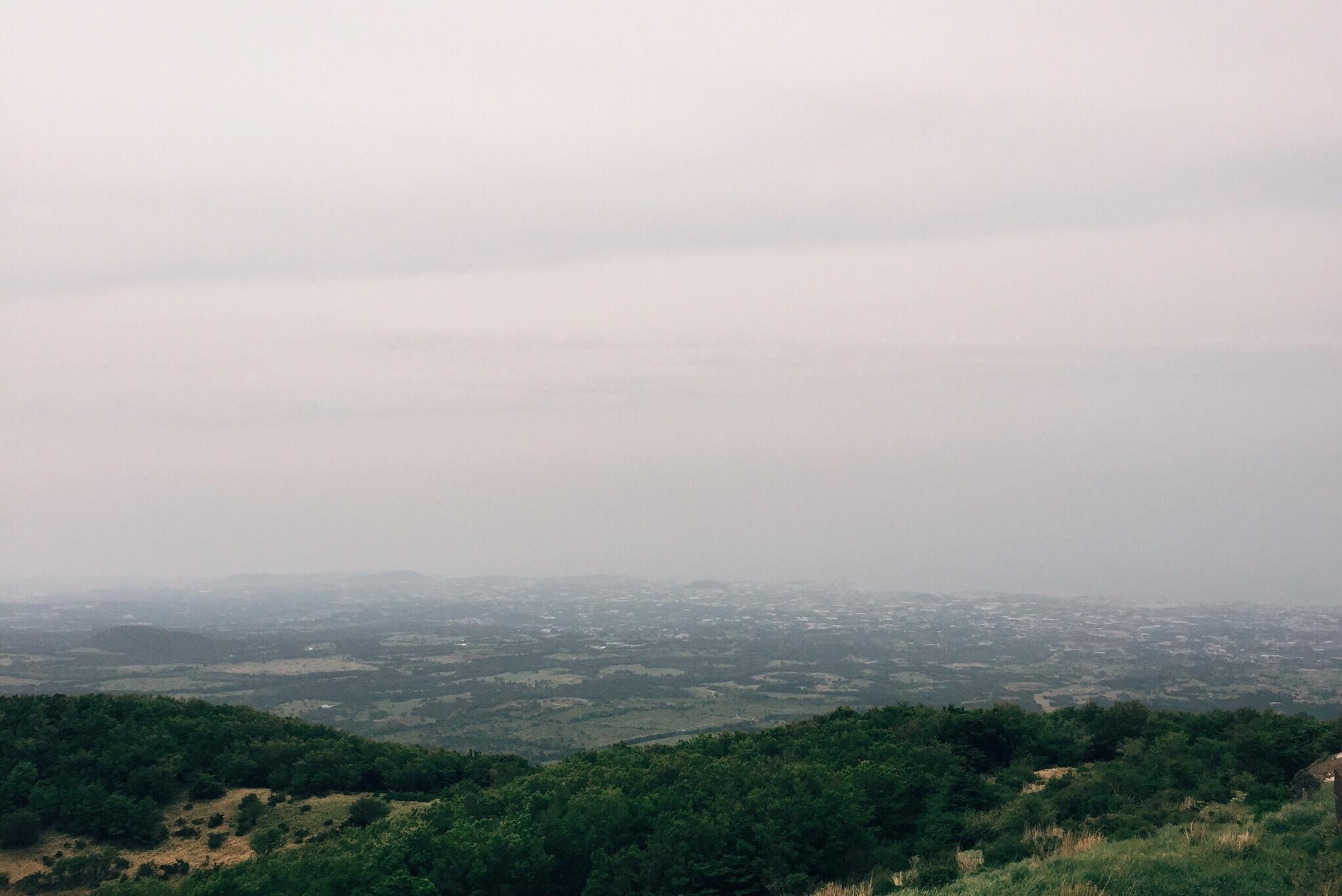Eoseungsaengak Peak, Jeju Island, South Korea