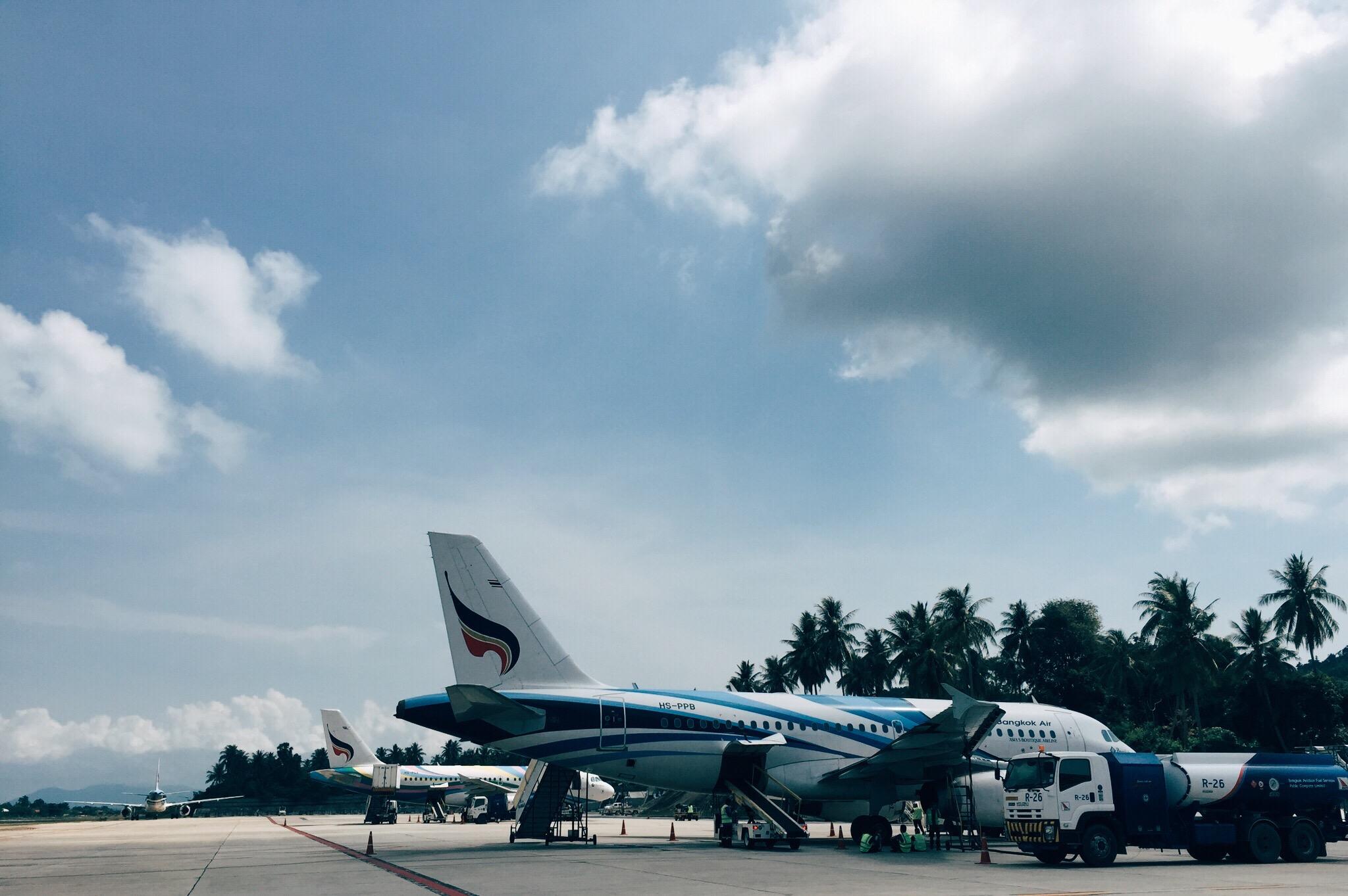 Samui Airport, Thailand