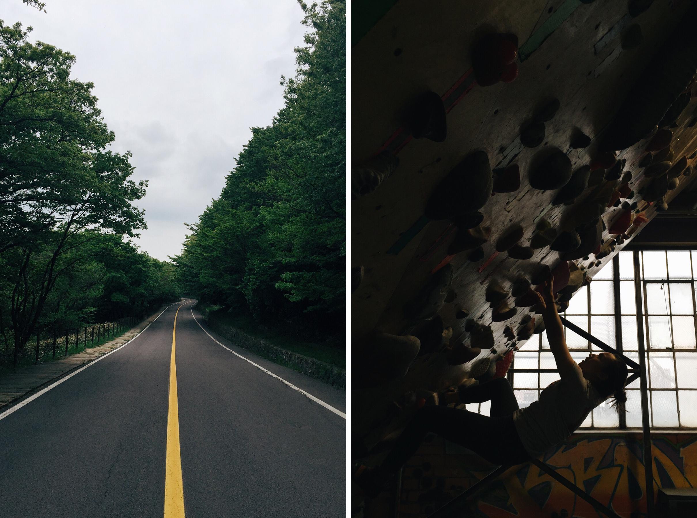 Jeju Island, South Korea // Brooklyn, New York