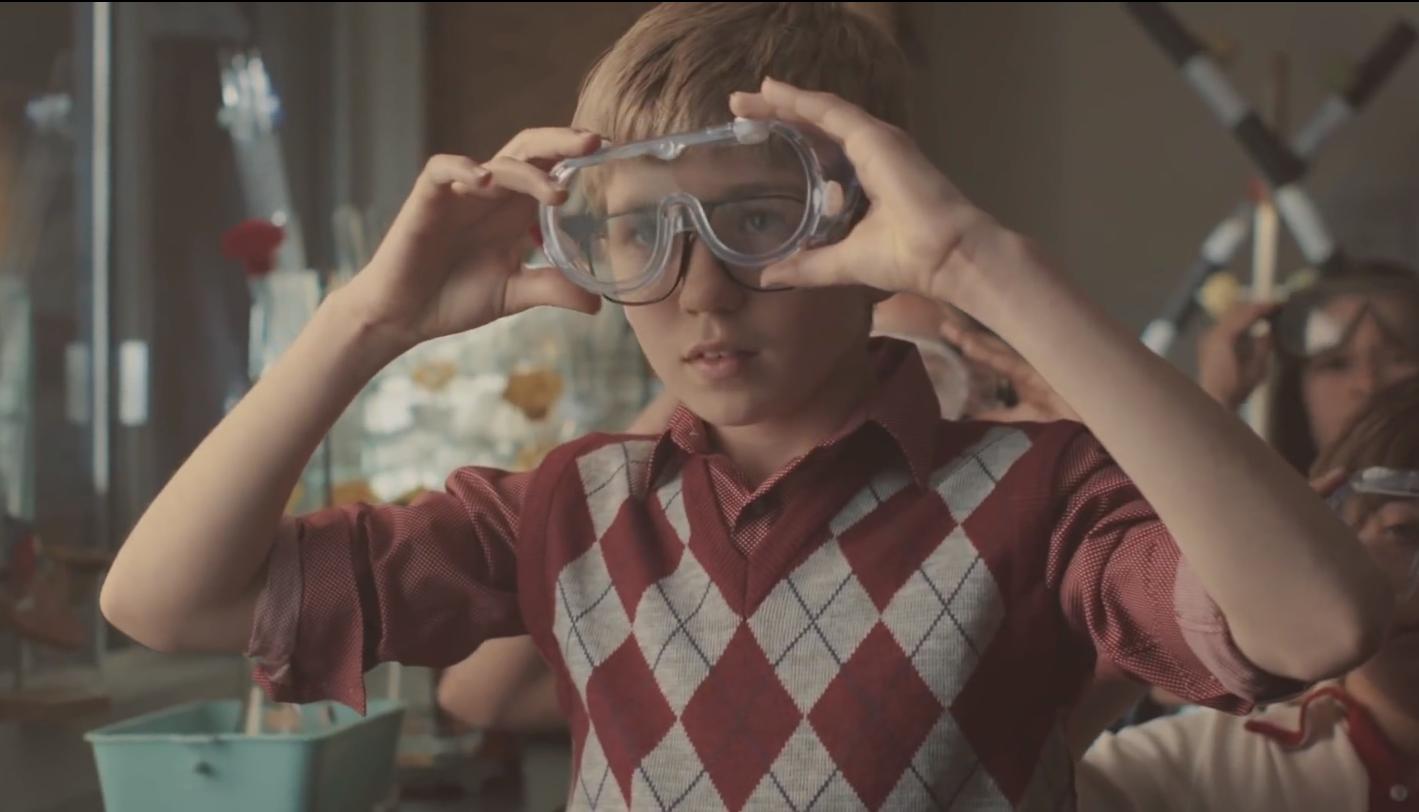 Glasses.com Ad Still