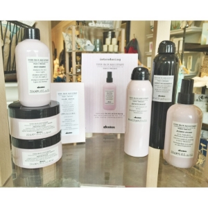 """""""Experience the Art of blow drying here and at home with the full line of prep, styling + finishing products."""""""