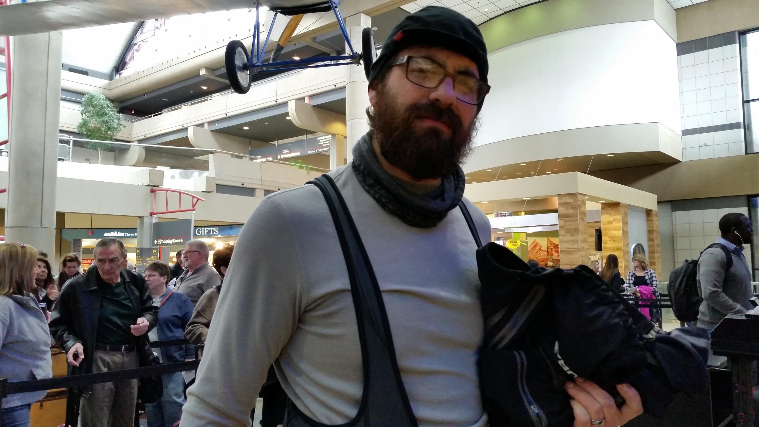 TSA get a load of me.
