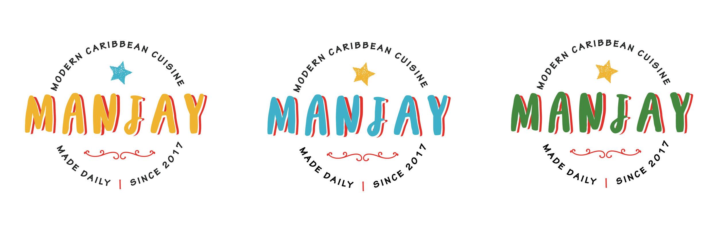 Manjay Main Logo