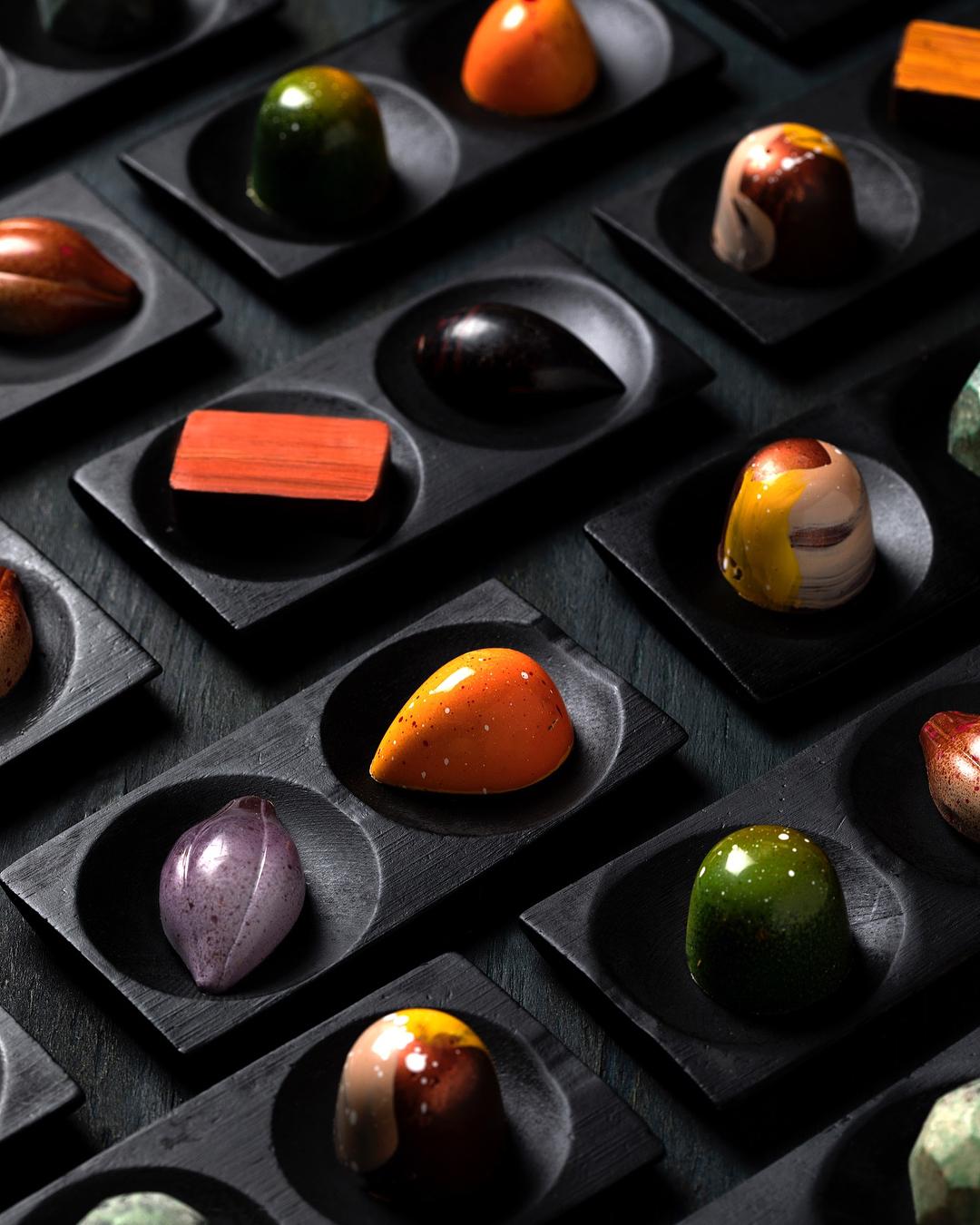 Mokau chocolates