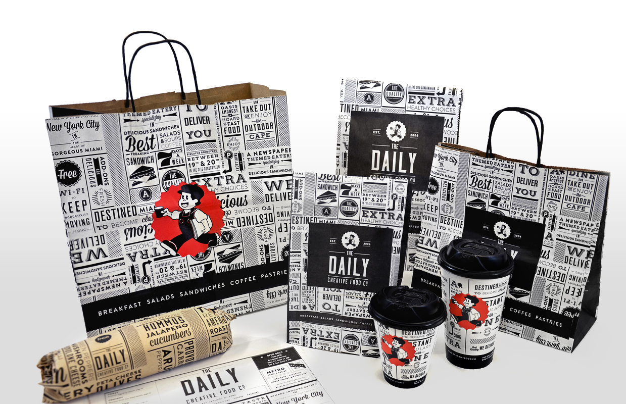 The Daily Creative Food co