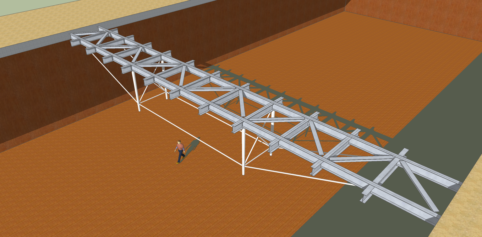 The TMDs must be attached to the structural frame