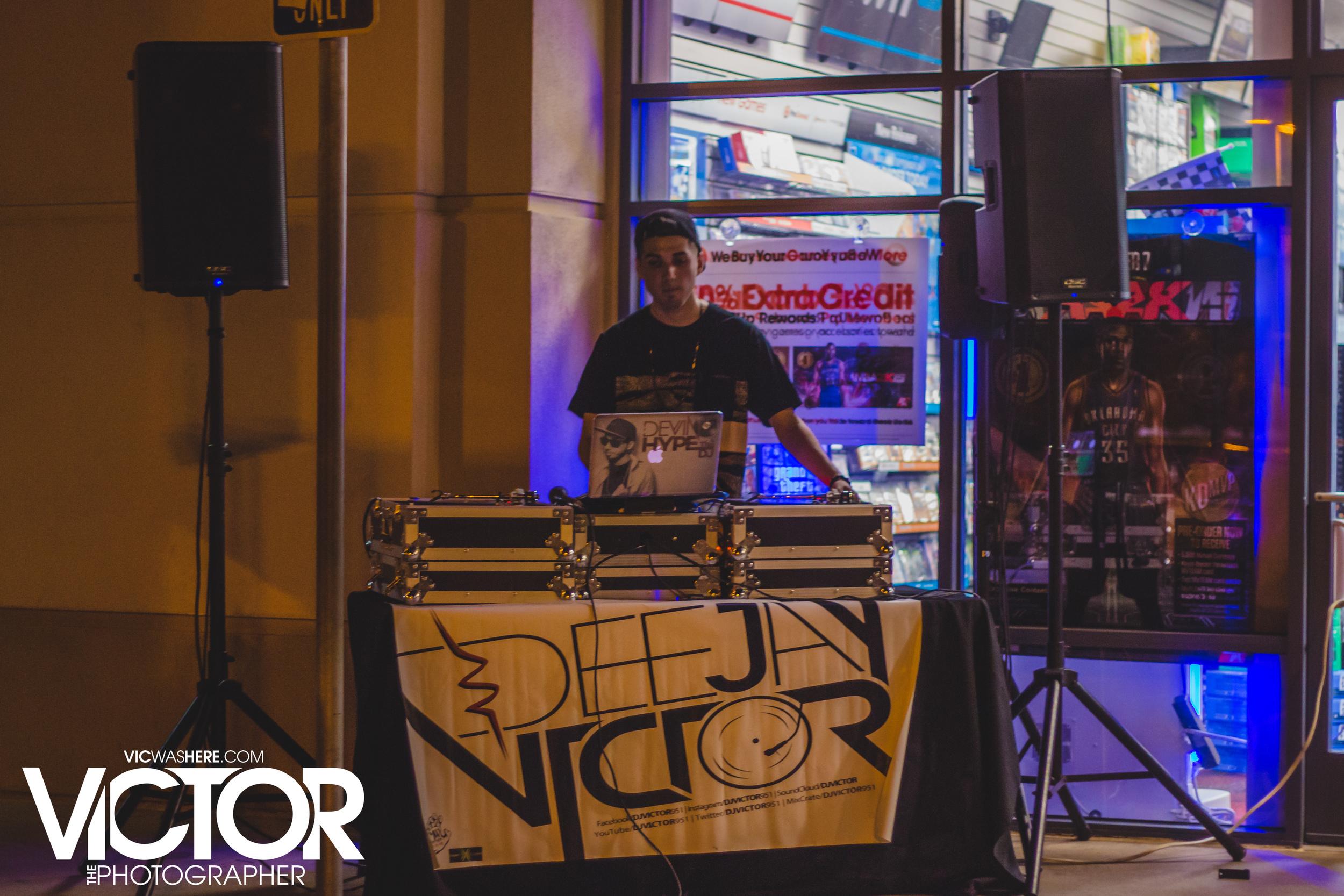 DJ VICTOR x TDUB ent x Victor The Photographer x VICWASHERE x Devin Hype
