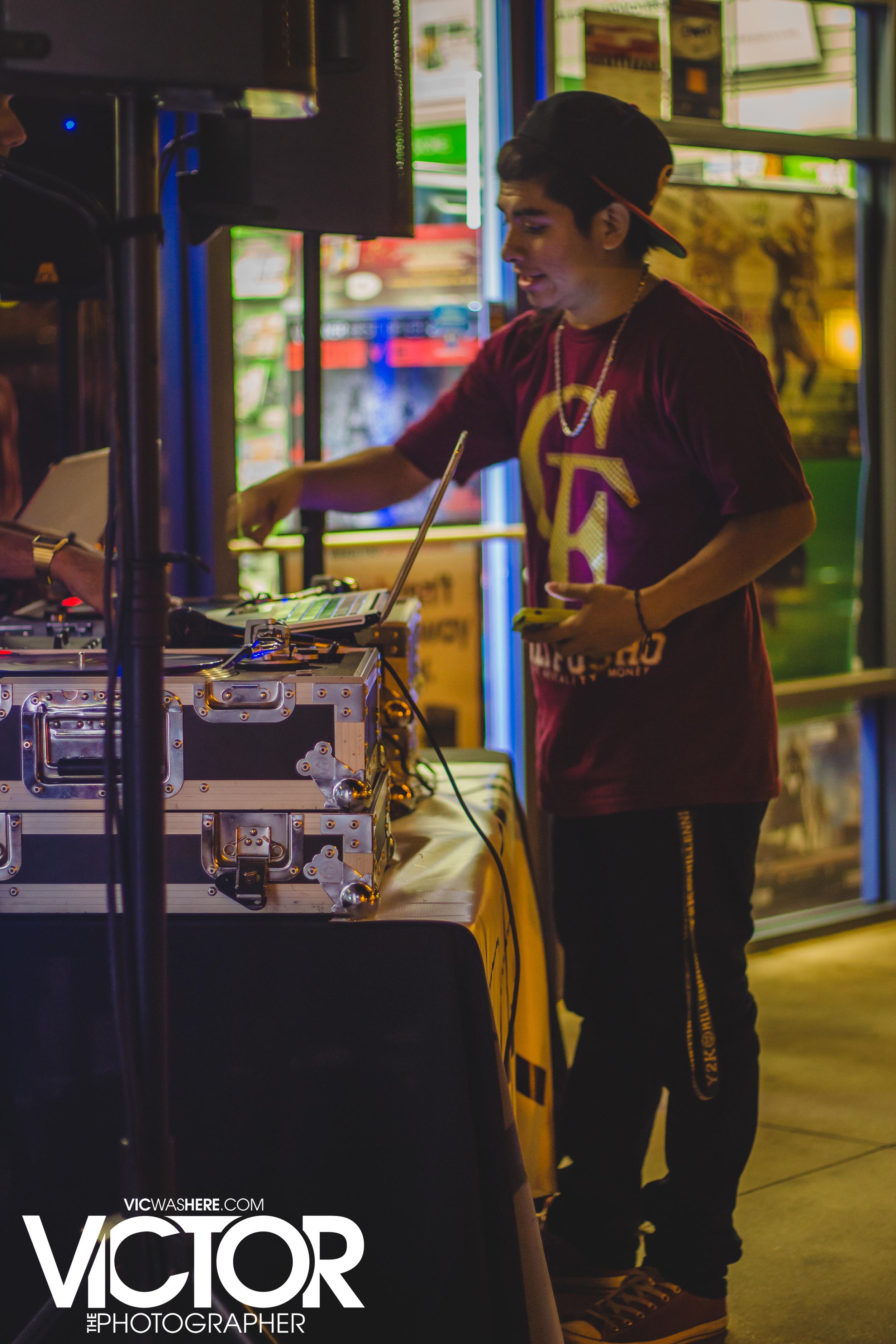 DJ VICTOR x TDUB ent x Victor The Photographer x VICWASHERE x Victor Escobar