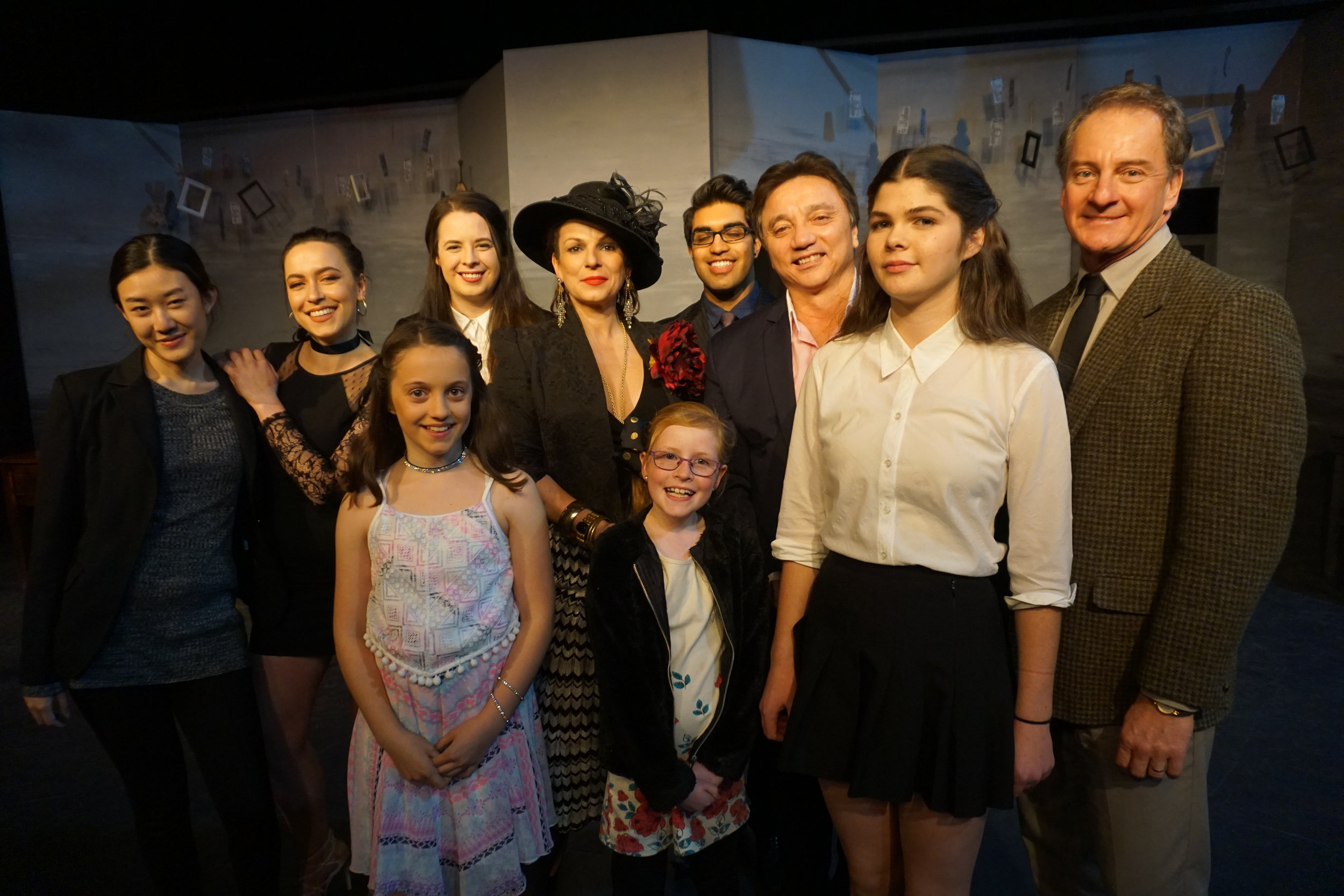 Budding Theatre Canberra The Inheritance by Greg Gould directed by Cate Clelland