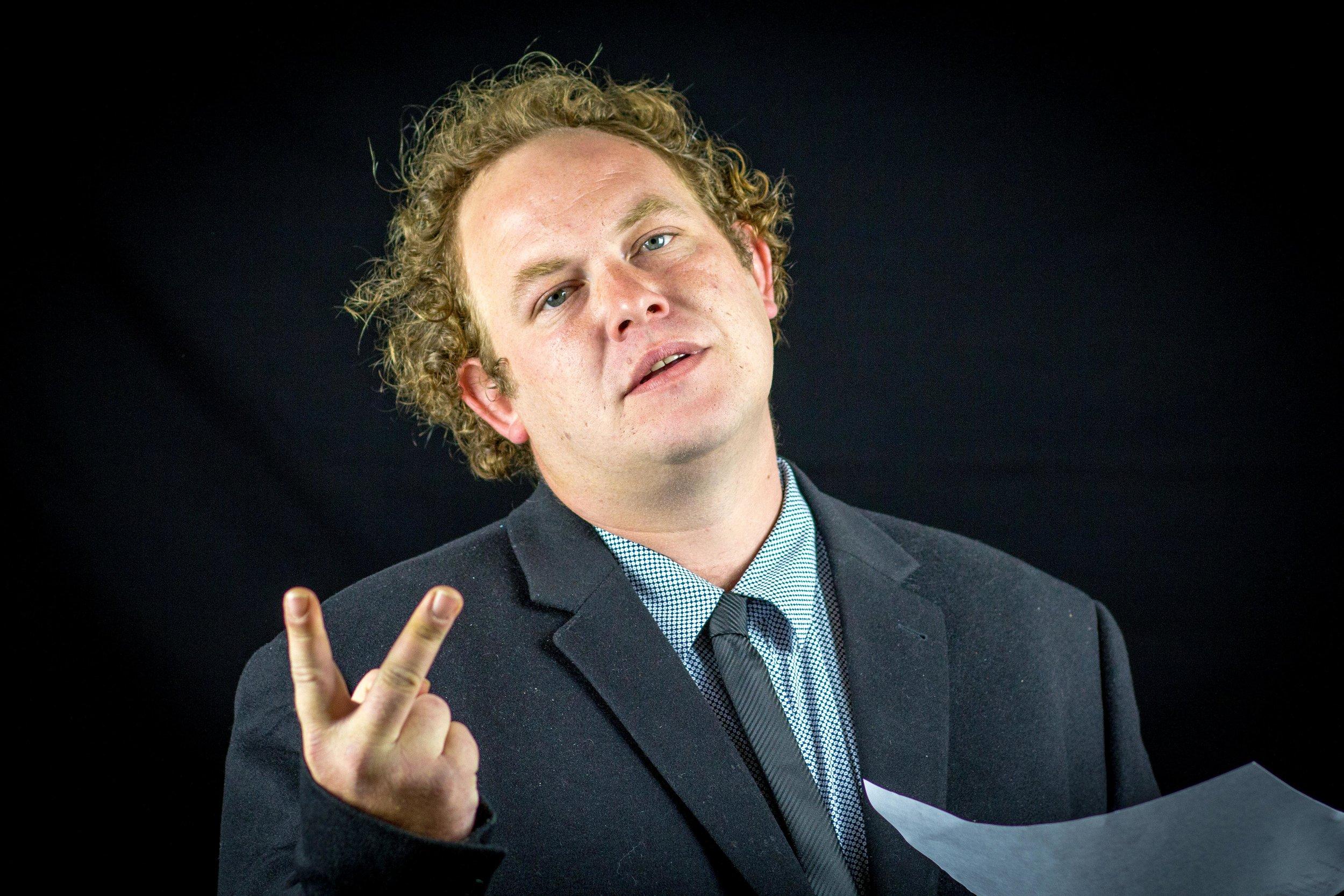 Cameron Thomas performing in Things I Hate (1).jpg