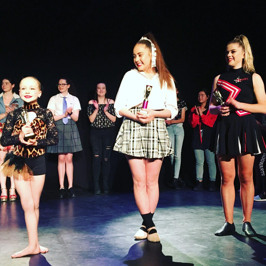 Canberra Youth Talent Show Budding Theatre