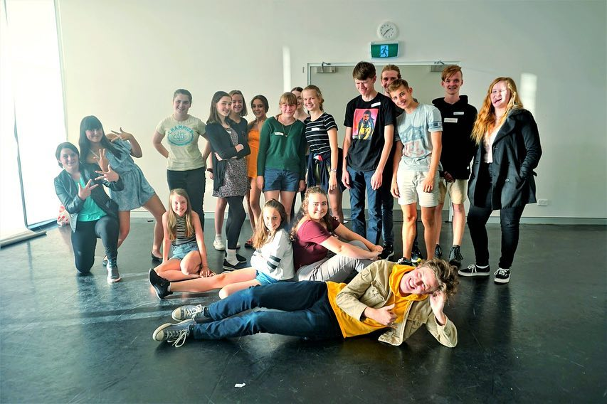 Budding Theatre Canberra Teen Drama Classes ages 13-18 Tutor Kirsty Budding Romeo and Juliet 2.jpg