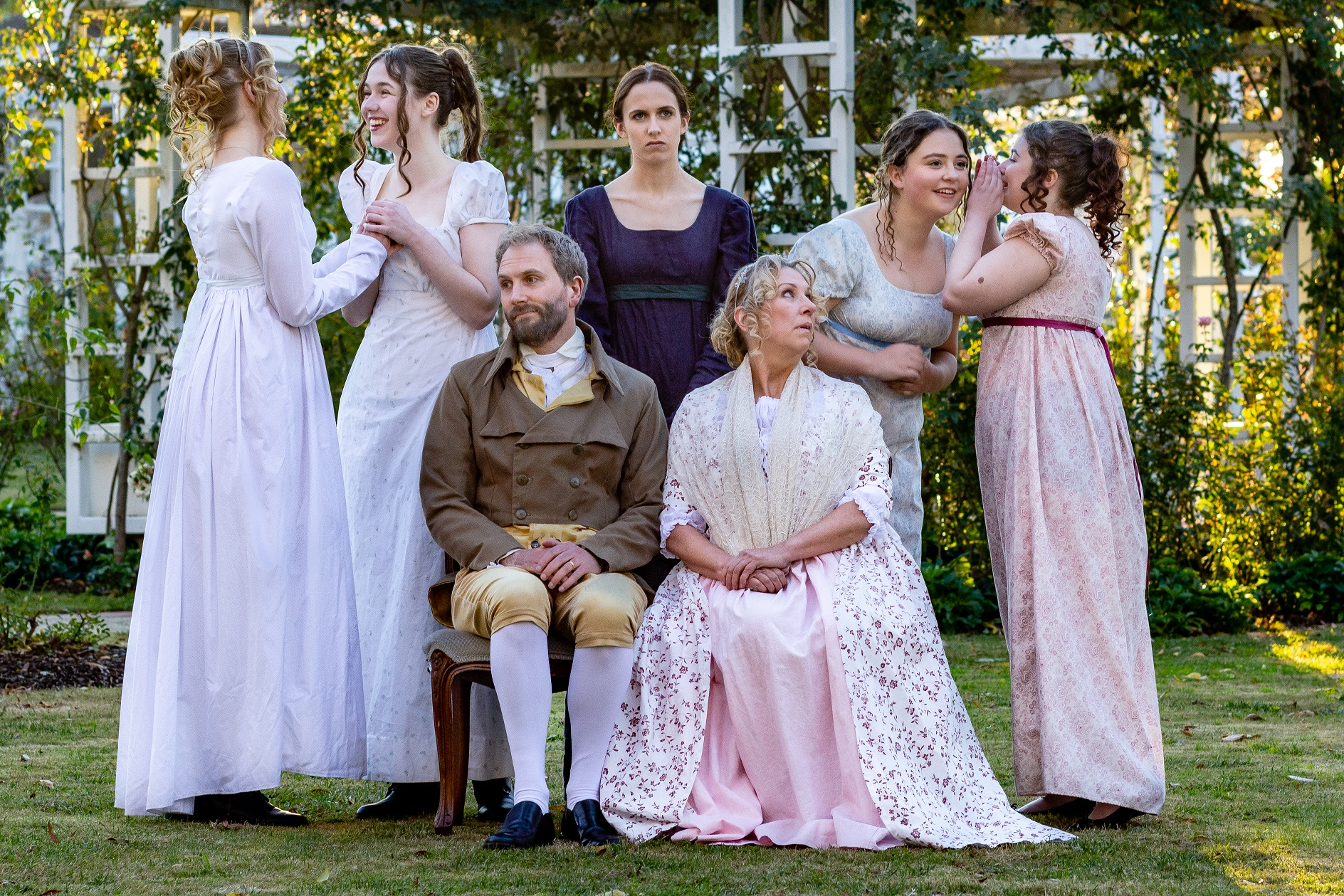 Pride and Prejudice Canberra Theatre Belconnen Budding Theatre Canberra