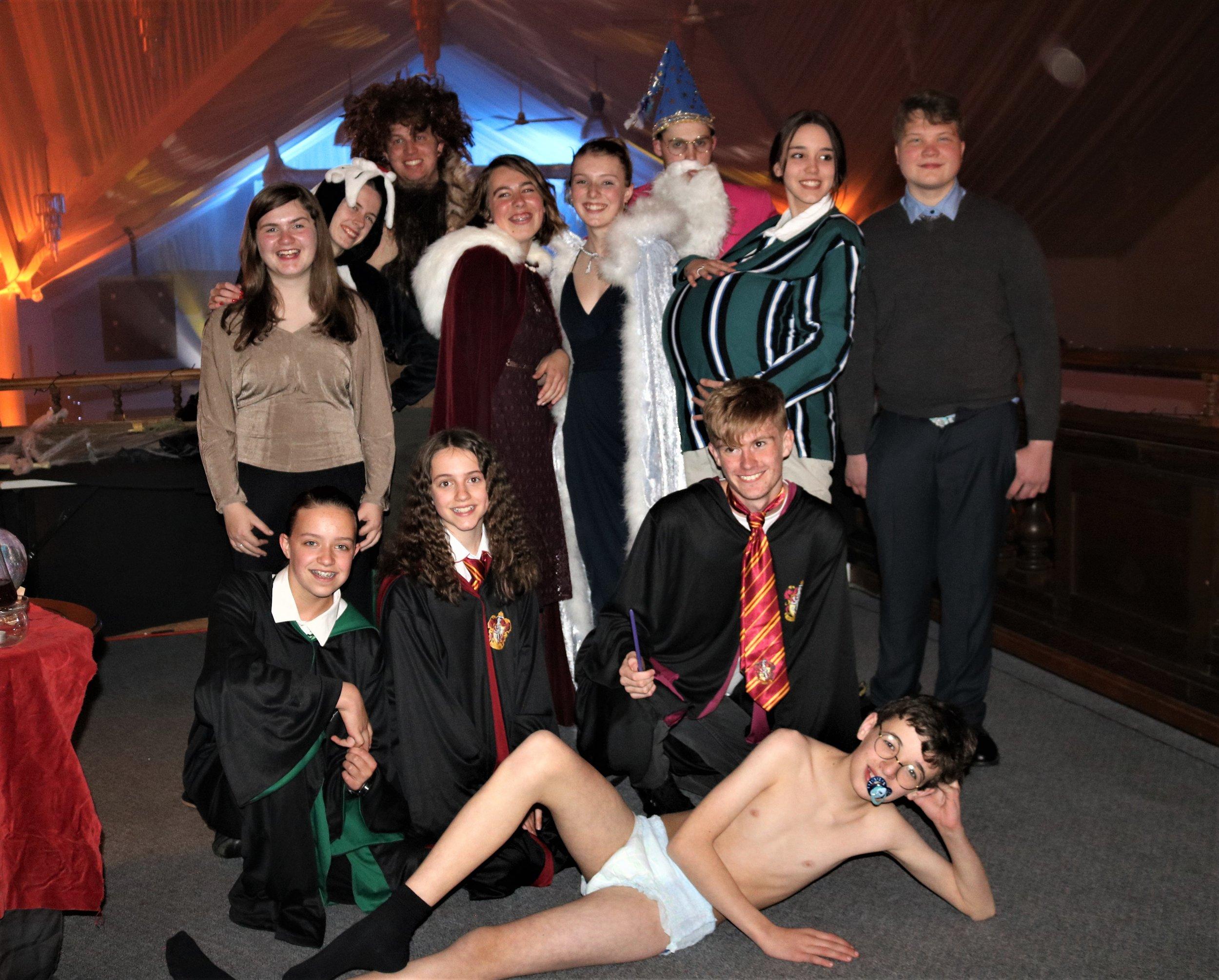 Harry Potter Parody!