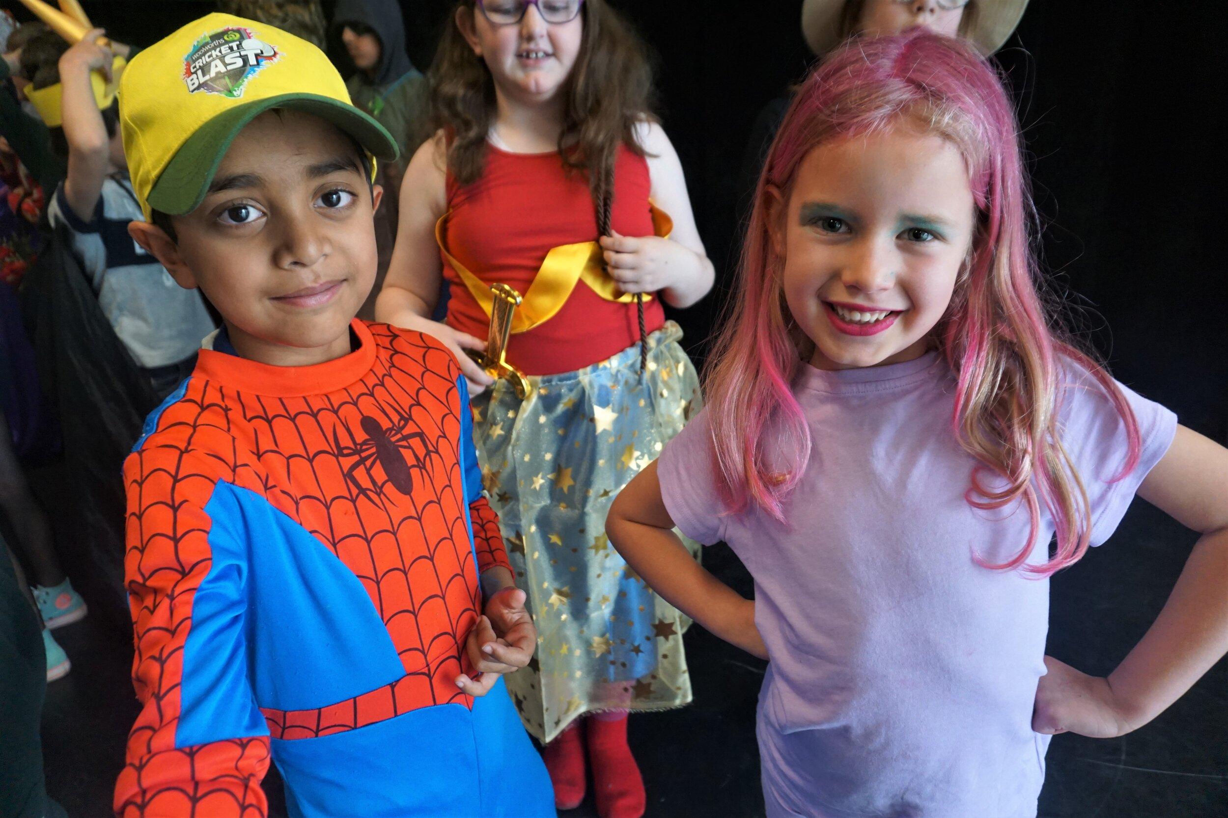 DC Vs Marvel! School Holiday Drama Program