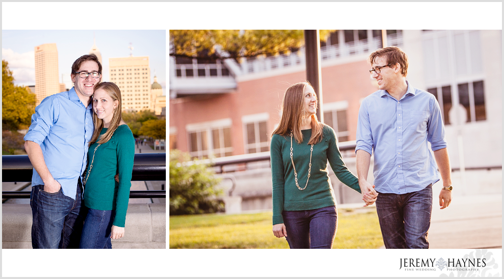 Downtown Canal  Indianapolis, IN Engagement Sam + Laura 1.png