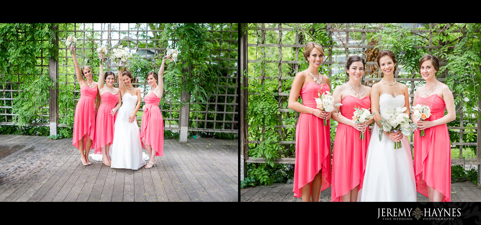15 Indianapolis Art Center Indianapolis, IN Wedding Bridal Party Outside Photos.jpg