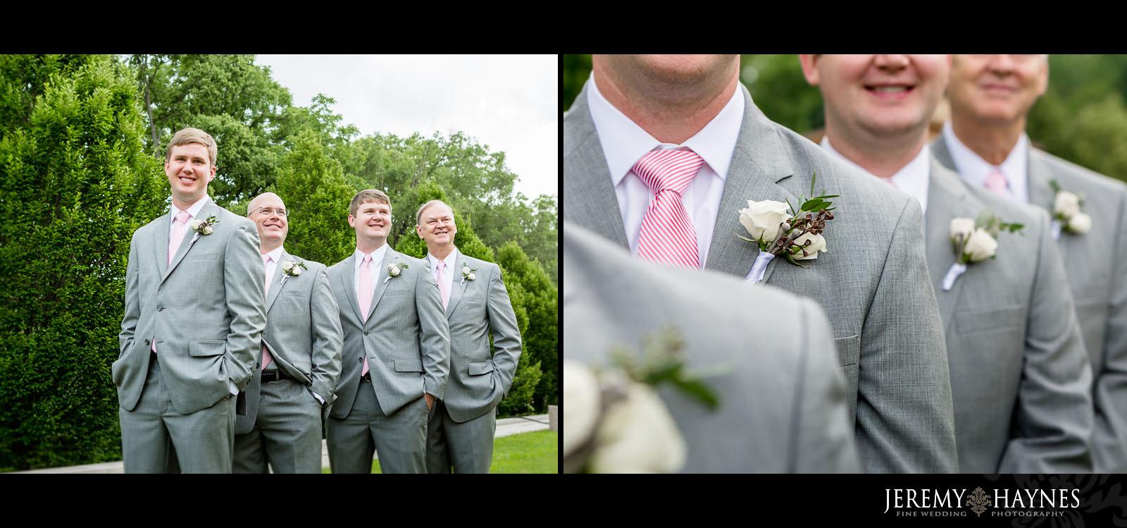 17 Indianapolis Art Center Indianapolis, IN Wedding Groomsmen Outside Photos.jpg