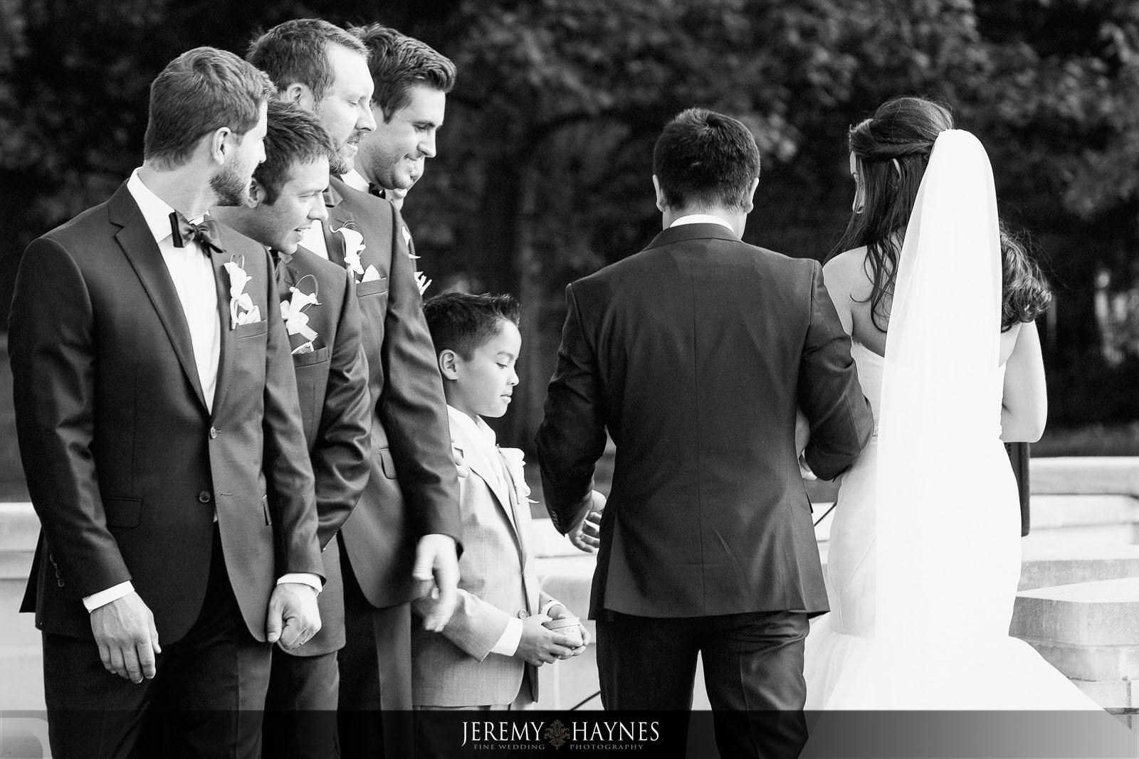 classic-wedding-ceremony-carmel-coxhall-gardens