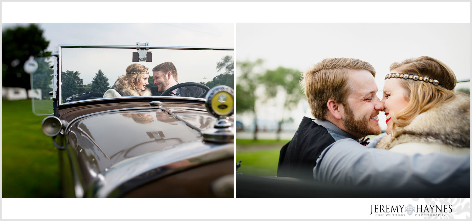 classic-engagement-pictures-ford-car